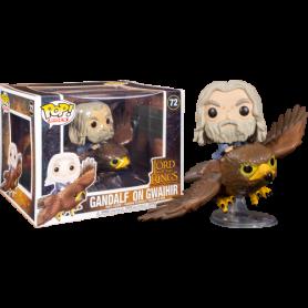 El Señor de los Anillos POP! Rides Vinyl Figura Gwaihir & Gandalf 15 cm