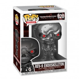 Terminator: Dark Fate POP! Movies Vinyl Figura REV-9 9 cm