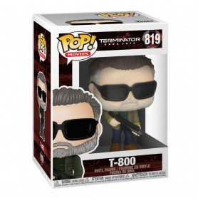 Terminator: Dark Fate POP! Movies Vinyl Figura T-800 9 cm
