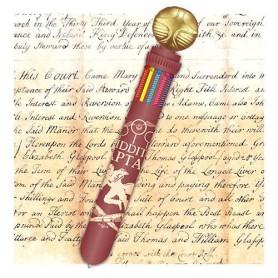 Bolígrafo Colores Snitch