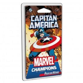 Capitán América - Marvel Champions