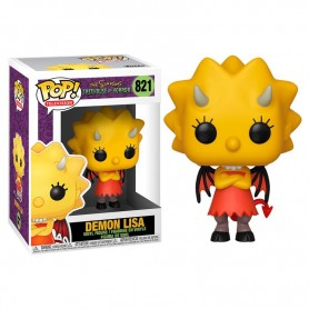Figura POP Simpsons Demon Lisa