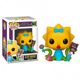 Figura POP Simpsons Maggie Alien