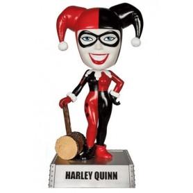 DC Comics Wacky Wobbler Cabezón Harley Quinn 15 cm