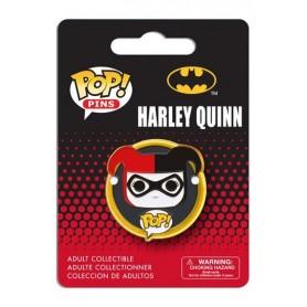 DC Comics POP! Pins Chapa Harley Quinn