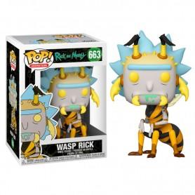 Figura POP Rick & Morty Wasp Rick