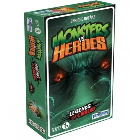 Monsters Vs. Heroes: Legends of Cthulhu