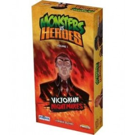 Monsters Vs Heroes: Victorian Nightmares
