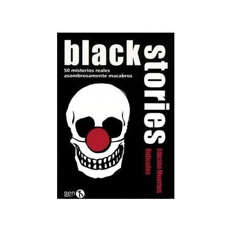 Black Stories Muertes Ridículas