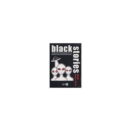 Black Stories Edición Ciencia Ficción
