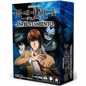 Death Note - Enfrentamiento