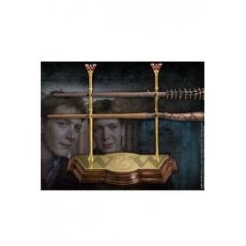 Harry Potter Conjunto de Varitas Gemelos Weasley