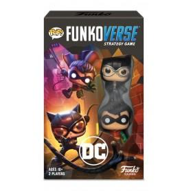DC Comics Funkoverse Juego de Mesa Pack Expansión *Edición CASTELLANO*