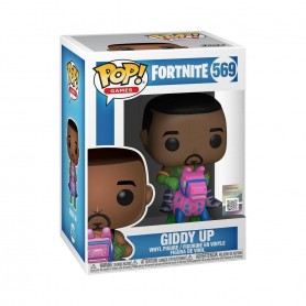 Fortnite POP! Games Vinyl Figura Giddy Up 9 cm