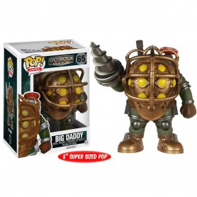 Funko Pop! Limitado Bioshock Big Daddy 65