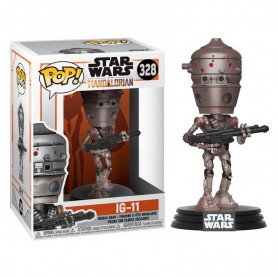 Figura POP Star Wars Mandalorian IG-11