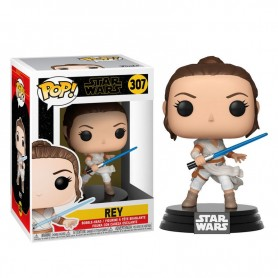 Figura POP Star Wars Rise of Skywalker Rey