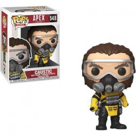 Apex Legends POP! Games Vinyl Figura Caustic 9 cm
