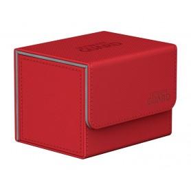 Ultimate Guard SideWinder™ 100+ Tamaño Estándar XenoSkin™ Rojo