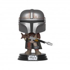 Star Wars The Mandalorian Figura POP! TV Vinyl The Mandalorian 9 cm