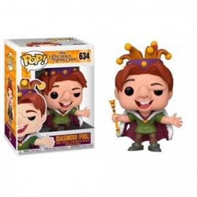 El jorobado de Notre Dame POP! Disney Vinyl Figura Quasimodo - Fool 9 cm