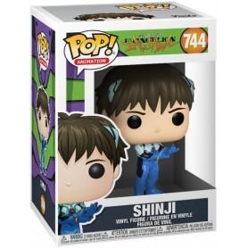 Evangelion POP! Games Vinyl Figura Shinji Ikari 9 cm
