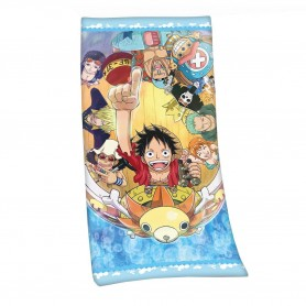 One Piece Toalla Straw Hat Pirates 75 x 150 cm