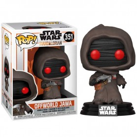 Figura POP Star Wars Mandalorian Offworld Jawa