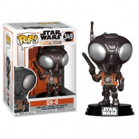 Star Wars The Mandalorian Figura POP! TV Vinyl Q9-Zero 349