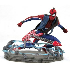 Spider-Man 2018 Marvel Video Game Gallery Estatua Spider-Punk Exclusive 18 cm