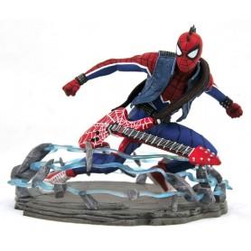 Spider-Man 2018 Marvel Video Game Gallery Estatua Spider-Punk Exclusive 18 cm