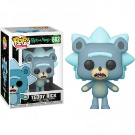 Figura POP Rick & Morty Teddy Rick