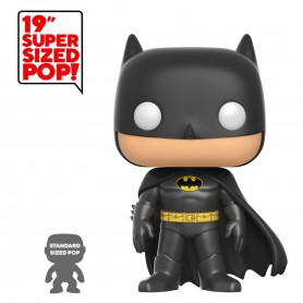 DC Comics Figura Super Sized POP! Heroes Vinyl Batman 48 cm
