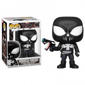 copy of Venom POP! Marvel Vinyl Cabezón Venomized Eddie Brock 9 cm