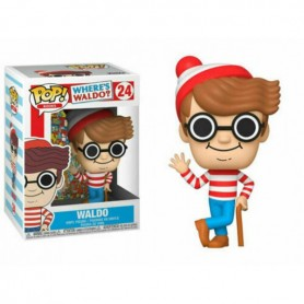 Dónde está Wally? POP! Books Vinyl Figura Wally 9 cm
