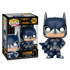 Batman 80th POP! Heroes Vinyl Figura Batman (1997) 314