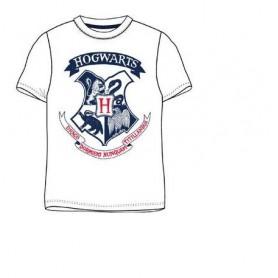Camiseta Harry Potter Blanco/ Logo