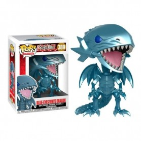Yu-Gi-Oh! Figura POP! Animation Vinyl Blue Eyes White Dragon 389