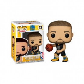 NBA POP! Sports Vinyl Figura Stephen Curry (Warriors) 43