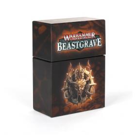 Caja de cartas de Warhammer Underworlds: Beastgrave