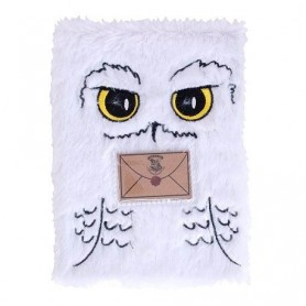 Harry Potter Libreta A5 Hedwig
