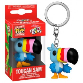 Llavero Pocket POP Kelloggs Froot Loops Toucan Sam