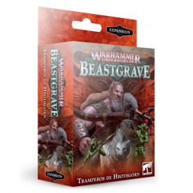 Warhammer Underworlds: Beastgrave – Tramperos de Hrothgorn (Esp)