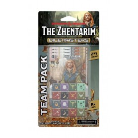 Dungeons & Dragons Dice Masters Team Pack The Zhentarim *Edición Inglés*