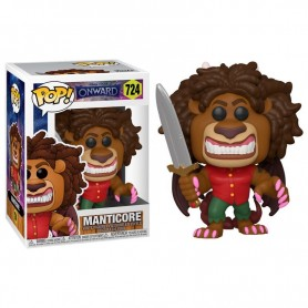 Onward POP! Disney Vinyl Figura Manticore 724