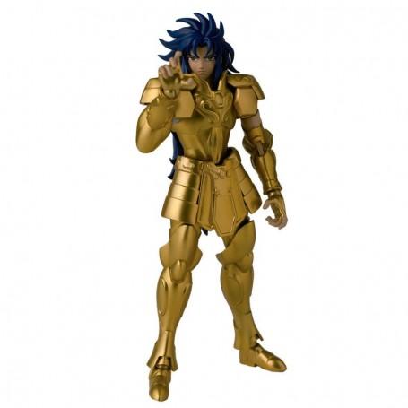 Figura articulada Gemini Saga Saint Seiya Loz Caballeros del Zodiaco