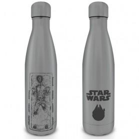 Star Wars Botella de Agua Han Carbonite