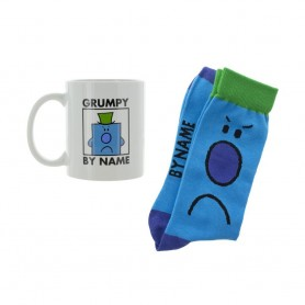 Don y Doña Set Taza y Calcetines Mr. Grumpy