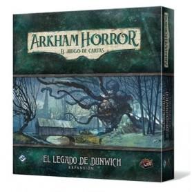 El legado de Dunwich - Arkham Horror: El juego de cartas