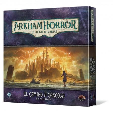 El Camino a Carcosa - Arkham Horror: El juego de cartas